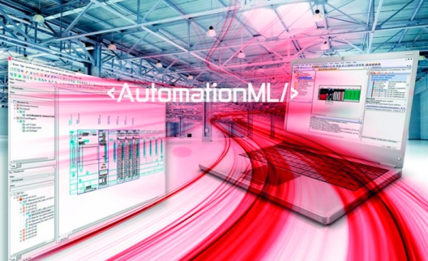 Mitsubishi integra AutomationML en iQ Works