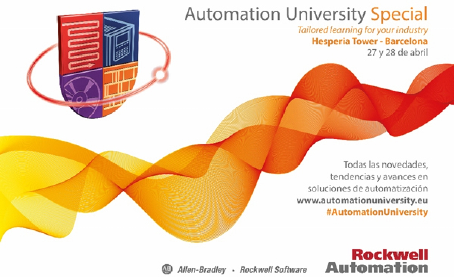 Automation University Special 2016 en Barcelona