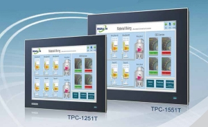 Nuevos Touch Panel Computers interfaces HMI