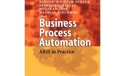 Sale al mercado nuevo libro Business Process Automation: ARIS in Practice