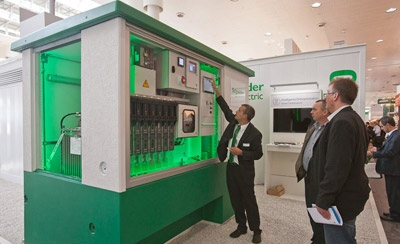 Schneider Electric presenta sus novedades en smart cities en Hannover Messe