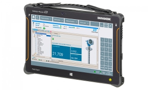 Endress + Hauser presenta la Tablet PC Field Xpert SMT70