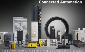 Connected automation de Bosch Rexroth en SPS IPC Drives 2017