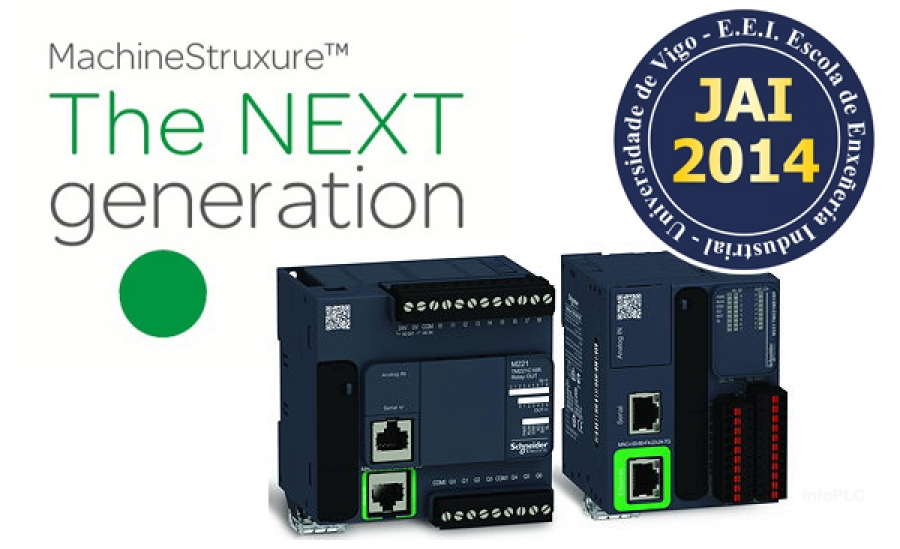 "MachineStruxure ""The Next Generation"" en las jornadas JAI de Vigo"