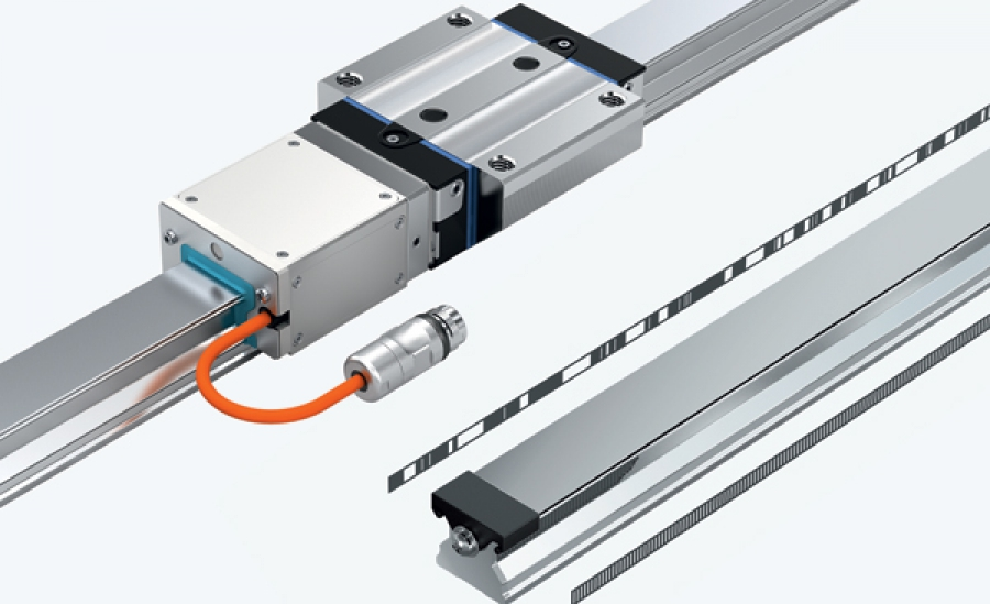 Sistema de medición integrado de Rexroth IMS-A