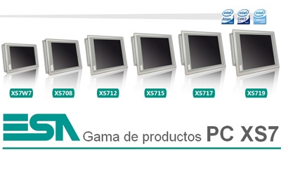 Gama de productos PC XS7