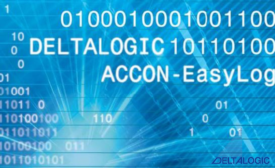 Nuevo data logger ACCON-EasyLog para datos de PLC