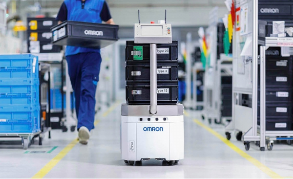 Omron presenta Innovative-Automation  en Hannover Messe