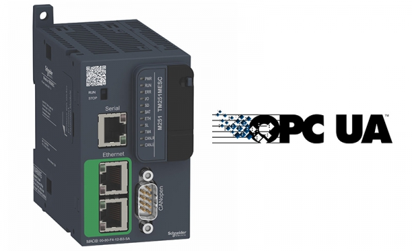 Modicon M251 con servidor OPC UA integrado