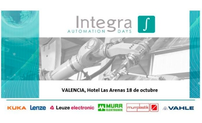 Integra Automation Day visita Valencia
