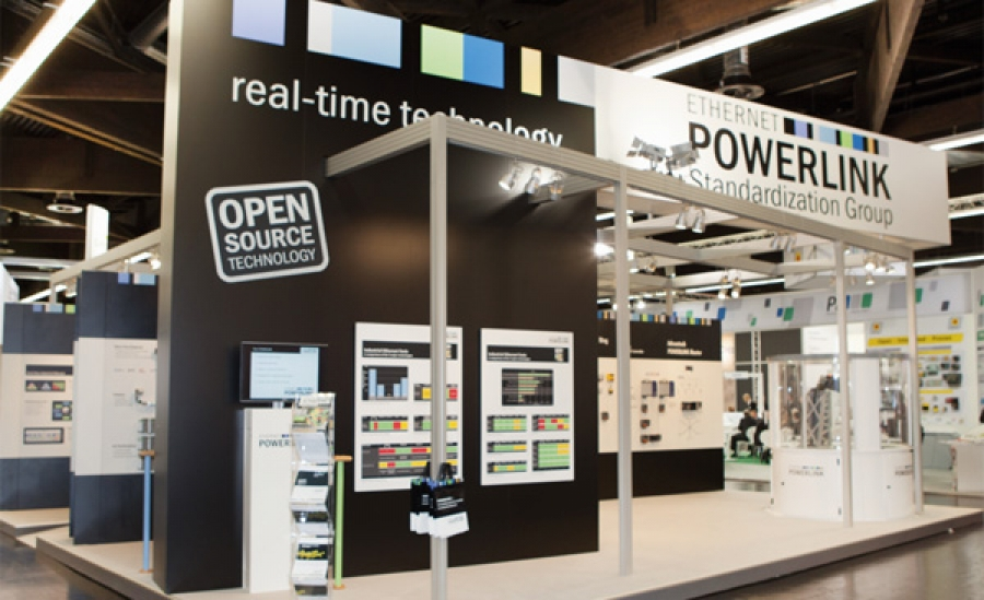 POWERLINK presenta en Hannover Messe la Redundancia de Maestro