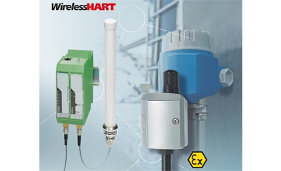 Productos WirelessHART de Phoenix Contact: excelentes para la industria