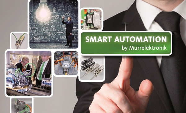 Smart Automation de Murrelektronik en BIEMH 2016