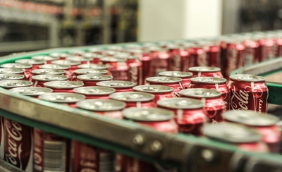 Estándar de automatización de Siemens para Coca Cola - Optimized Packaging Line