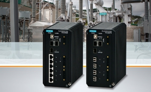 Switches Ethernet Gigabit IEEE 1588 compactos