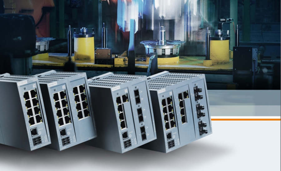 Switches Industrial Ethernet Scalance XB-200