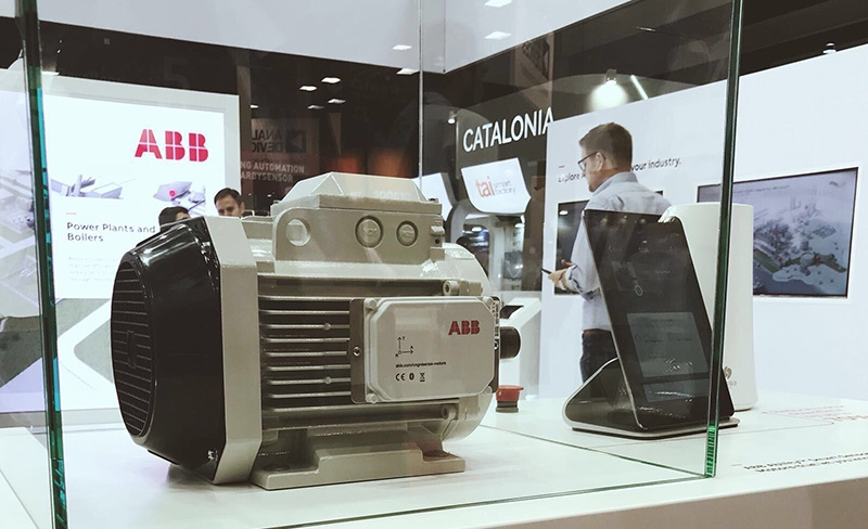 ABB Ability en el Internet of Things Solutions World Congress (IoTSWC)