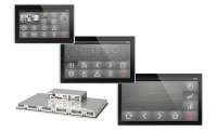 Nuevas series de Interfaces HMI de Eaton