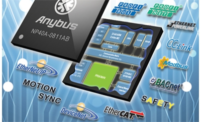 HMS Industrial Networks: Anybus CompactCom... ¡expandido!