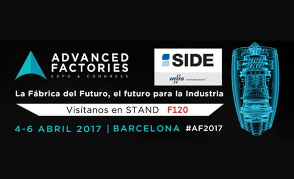 SIDE participa en Advanced Factories