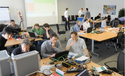 2013 EtherCAT Plug Celebration: El Workshop organizado por Wenglor inspira a los desarrolladores de productos