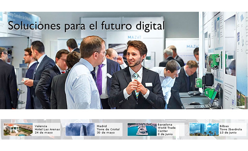 "Phoenix Contact Roadshow ""Soluciones para el futuro digital"""