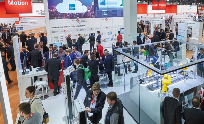 Smart automation de Beckhoff en SPS IPC Drives