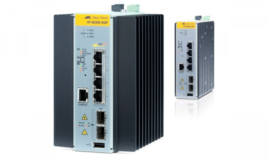 Switches Ethernet Industrial IE200
