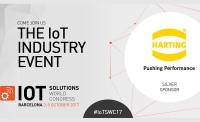 HARTING en el IoT Solutions World Congress