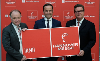 Hannover crea la Integrated Automation, Motion & Drives (IAMD)