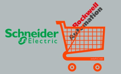 ¿Quiere Schnedier Electric comprar Rockwell Automation?