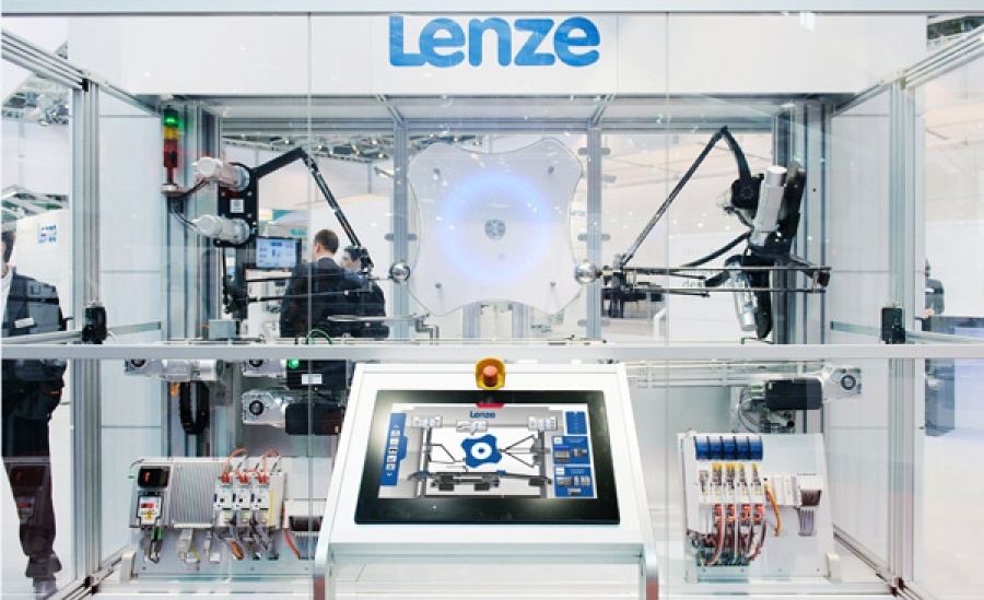 "Lenze presenta en HIspack ""Easy Machine 2.0"""