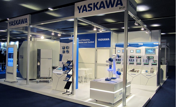 Soluciones Roboticas y Motion Control de YASKAWA en Advanced Factories