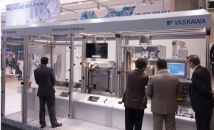 Soluciones YASKAWA para el Packaging en Hispack 2015