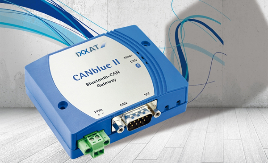 CANblue II Transmite datos CAN por Bluetooth