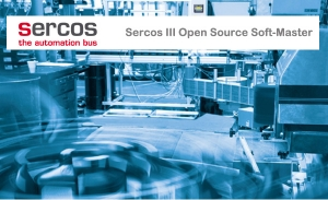 Sercos III Open Source Soft-Master