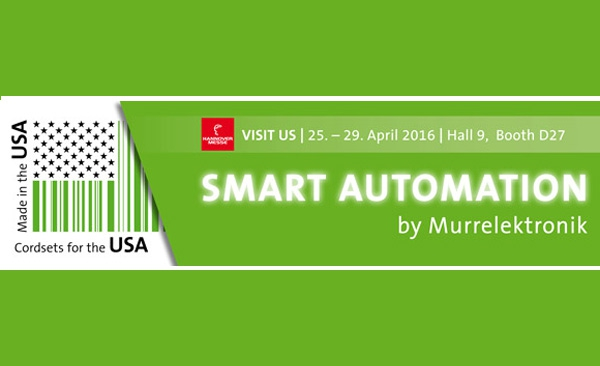 Smart Automation de Murrelektronik en Hannover Messe