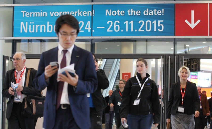 Arranca la feria SPS IPC Drives 2015
