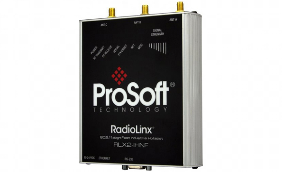 ProSoft Technology  lanza el nuevo Radio 802.11n Industrial Wireless Access Point/Bridge/Repeater