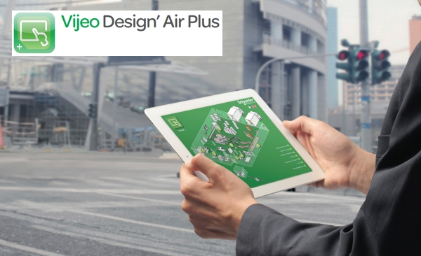 Vijeo Design' Air Plus