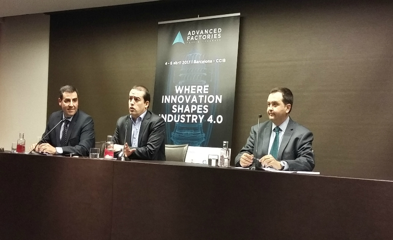 Advanced Factories: una feria con 200 expositores y un congreso transversal