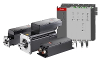 Soluciones de accionamientos Danfoss en SPS IPC Drives 2018