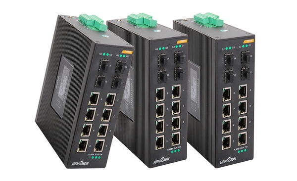 Cómo elegir un switch gestionable industrial