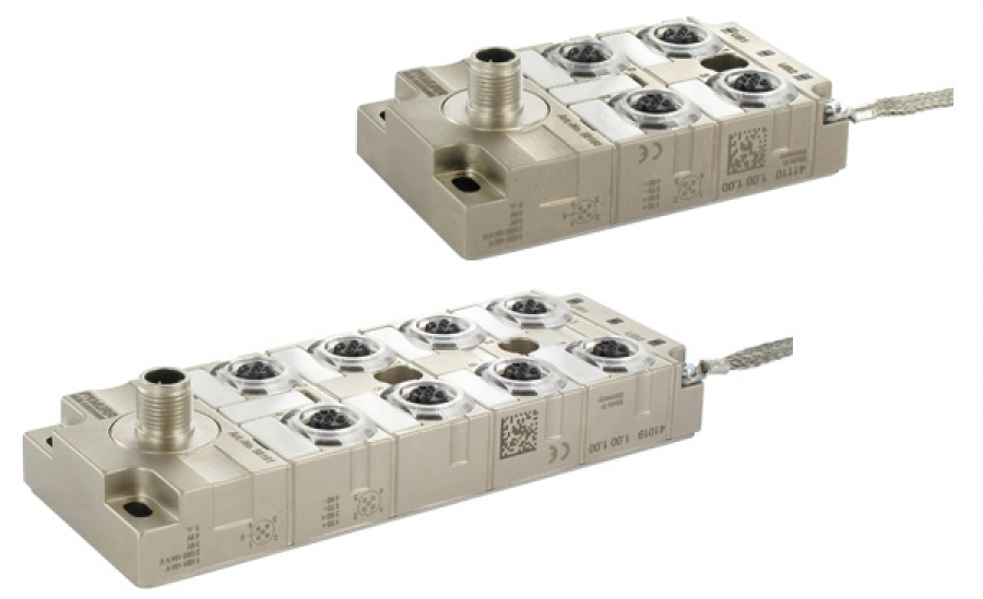 TREE67 Switches Industriales IP67 de Murrelektronik