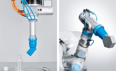 Festo defiende los beneficios de la IA en el Barcelona INDUSTRY Virtual Week