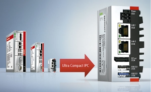 IPC ultracompacto C6015 para control basado en PC