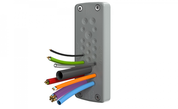 Placas de paso de cables de IP66
