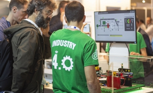 Geprom presenta su potencial en Industria 4.0 Durante Advanced Factories