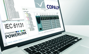 COPALP integra POWERLINK en su SoftPLC IEC 61131 straton