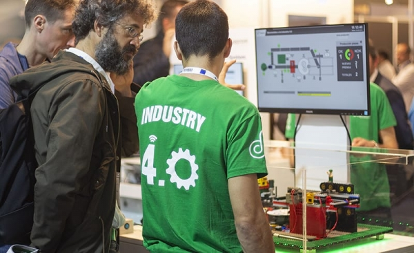 Geprom impulsa la Industria 4.0 en Advanced Factories 2020